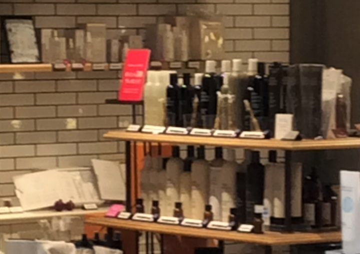 札幌JRタワーのコスメ・アクセサリー系店舗を8つの業態に分け場所まで一覧化してみました!