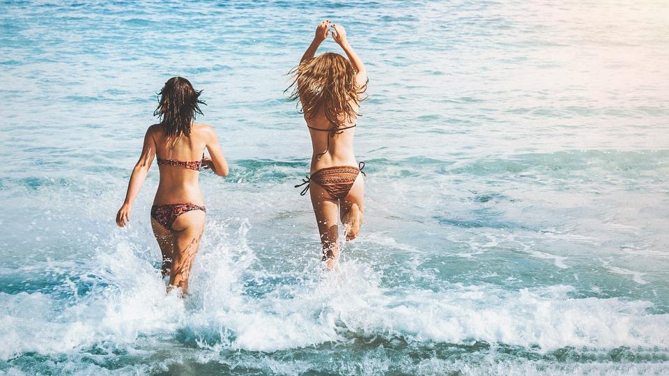 北海道・札幌は夏に海&プールで遊べる日数が少なすぎて・・・